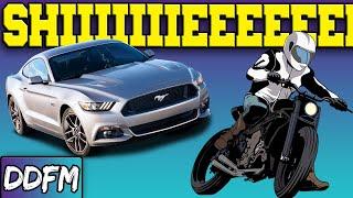 WARNING: 6 Ways Cars Kill Motorcycle Riders