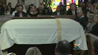 Marlins Players, Officials Remember Jose Fernandez At Funeral Service