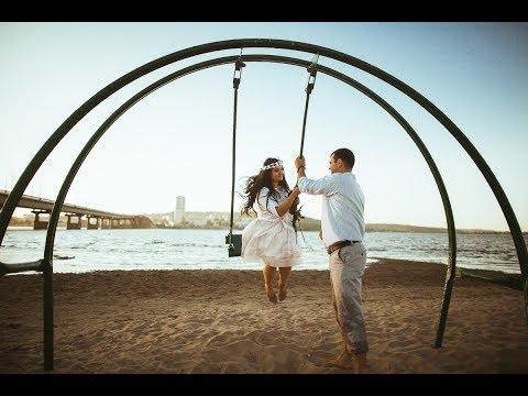 Sarvan and Ruhiyya Azerbaijan wedding in Saratov