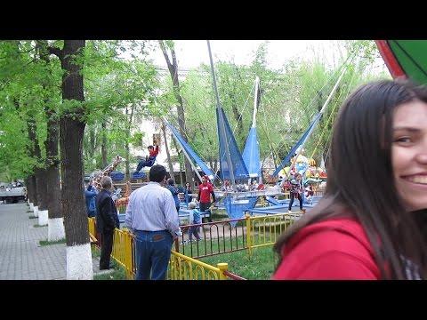 Yerevan, 23.04.17, Su, Video-2, (на рус.), Московское озеро.