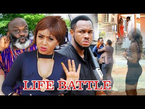 LIFE BATTLE - LATEST NIGERIAN NOLLYWOOD MOVIES | TRENDING NOLLYWOOD MOVIES