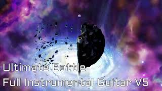 Ultimate Battle Official Instrumental Guitar V5
