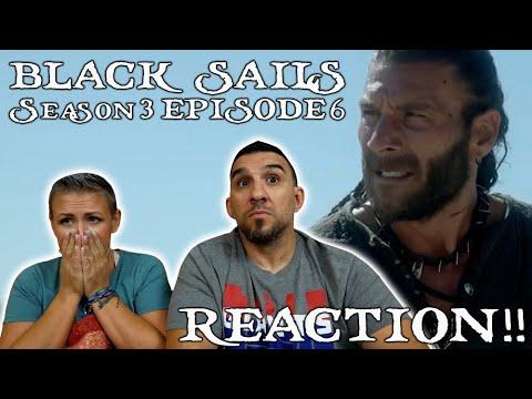 Download Black Sails Season 3 Episode 6 'XXIV.' REACTION!!