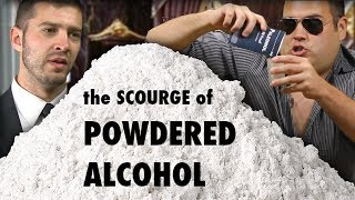 Repeat youtube video Powdered Alcohol