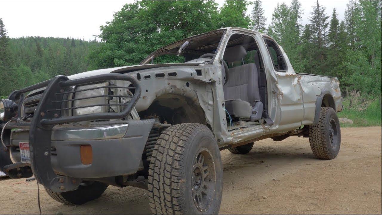 90 toyota truck