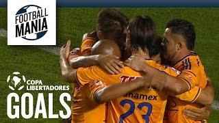 Libertadores Goals Of The Night: April 8th - Part 2