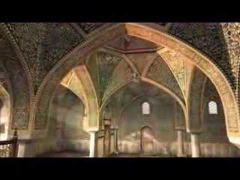 Esfahan Architecture Animation