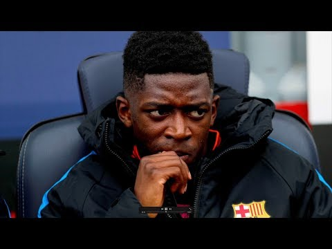 Ousmane Dembélé Performance Analysis | Barcelona vs Getafe [0-0] - La Liga, 2018 thumbnail