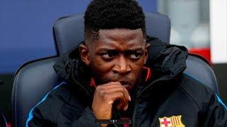 Ousmane Dembélé Performance Analysis | Barcelona vs Getafe [0-0] - La Liga, 2018