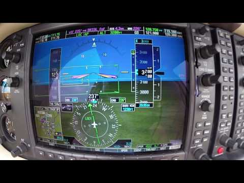AirMart - Flying an ILS Approach with the Garmin G1000/GFC700