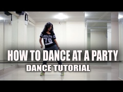 How To Dance At a Party ||  Beginners Dance Tutorial || Kar Gayi Chull