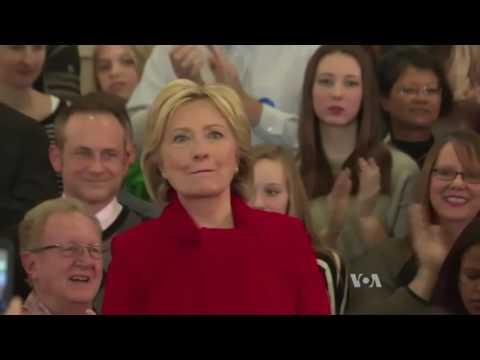Klinton va Tramp: tashqi siyosat