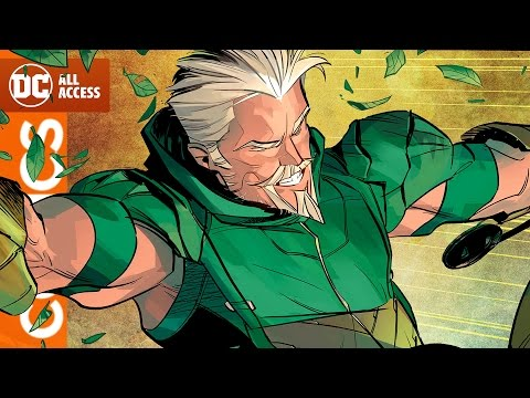 The Arrow Killer Hunts Green Arrow