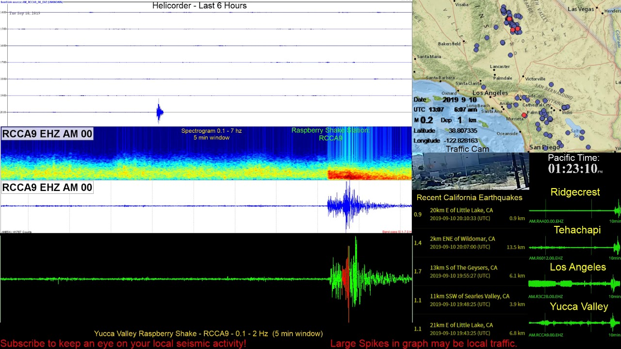 Earthquake: 4.0 quake reported in Wildomar, Calif.
