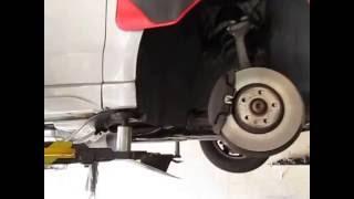 Audi Q5 2012_ 2.0Tdi Fuel filter location