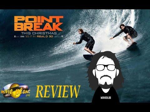 Movie Planet review- 117: RECENSIONE POINT BREAK
