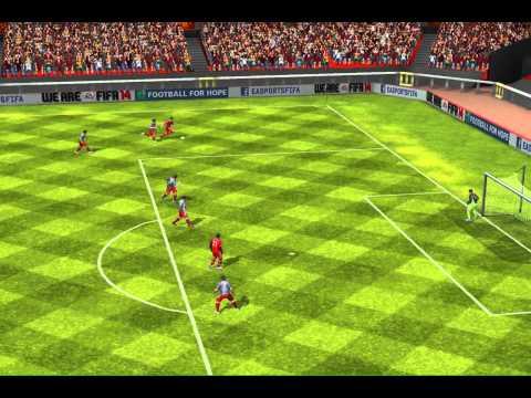 FIFA 14 iPhone/iPad - Blackfire uniTe vs. Union Berlin