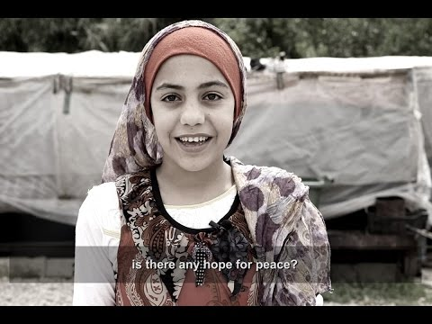Refugees question The Elders and UNHCR about their future