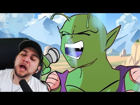 DRAGON BALL THE MUSICAL?! | Kaggy Reacts to If Dragon Ball Characters SANG While they powered up!