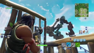 Fortnite v.1.86 patch sur la route trop 1millon subs jks