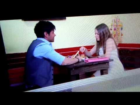 Lucia y Juan Pablo se ven y llega Vannesa