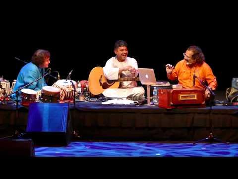 Zakir Hussein & Hariharan Performing