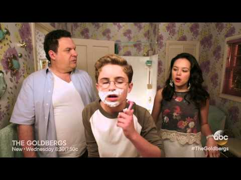 The Goldbergs: Adam's First Shave