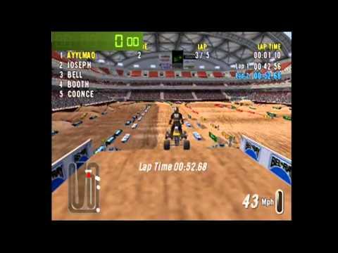 Speedrun: ATV Offroad Fury 2-Fairbanks (5 Lap Race) [WR] [4m 19s]