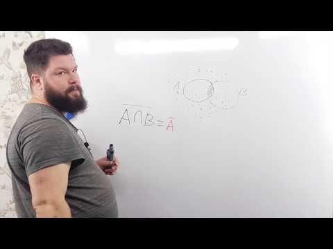 A.2.9 Пересечение, объединение и симметрическая разность множеств