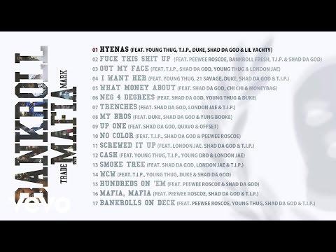 Bankroll Mafia - Hyenas (Audio)
