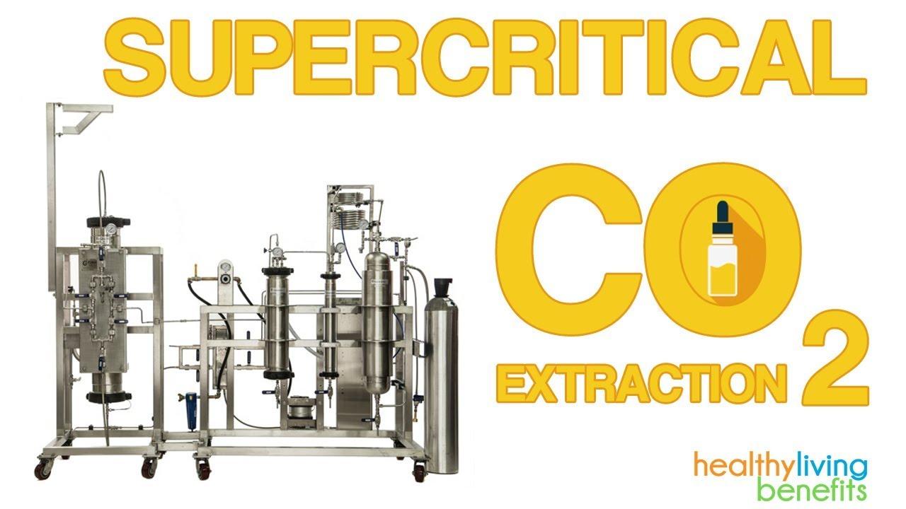 Supercritical CO2 CBD Oil Extraction Technique Explained