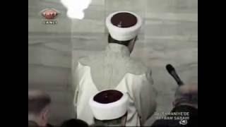 Bayram namazı nasıl kılınır? (Süleymaniye'de bir bayram sabahı)