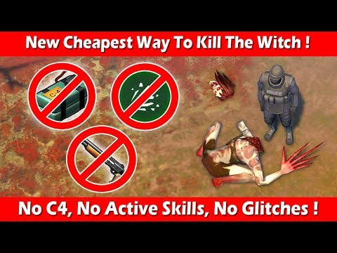 New Cheapest & Easiest Way To Defeat The Witch (1.11.11) ! Last Day On Earth Survival
