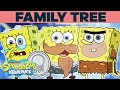 The SpongeBob SquarePants Family Tree 🌳 | SpongeBob