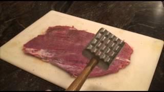 World;s Best Flank Steak = Carne Asada Benavides