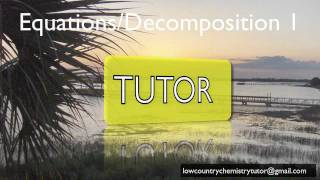 Equations.Decomposition 1.mov