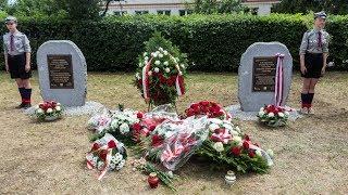Zamordowane za ratowanie Żydów. Upamiętniono Jadwigę Długoborską i Lucynę Radziejowską