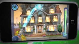 The Sims 3 Ambitions iPhone