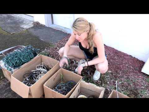 Scrapper Girl goes over the basic information on Scrap Copper Aluminum Brass and other Metals