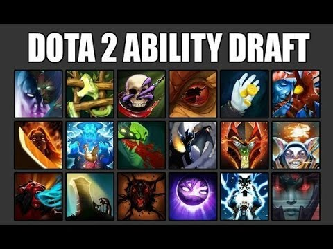 видео: dota 2 - ability draft - Развлечение для опытных