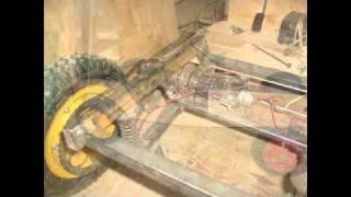 видео: электро-фанерный родстер