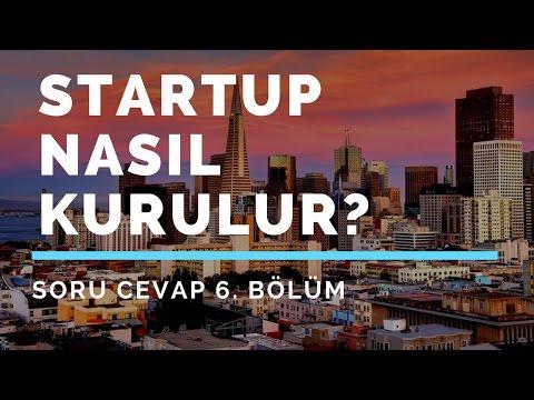 Startup Şirketler Nasıl Kurulur ve Nasıl Gelişir? - Soru Cevap 6. Bölüm
