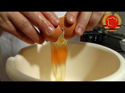 Rezept 020 Selterskuchen Ostdeutsch Kochen Youtube