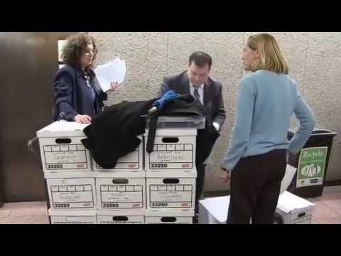 EndCommonCoreMA Delivers 80.000 Certified Signatures to Sec. of State on Dec. 02, 2015