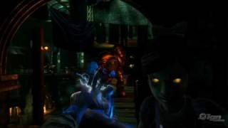 Bioshock 2 - Capture a Sister Trailer