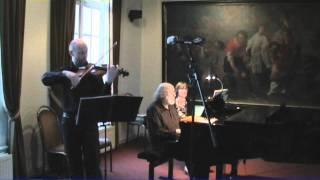 BRAHMS - Sonata op.108 - 3. Un poco presto e con sentimento - Ralf Leenen & Marc Verhaegen