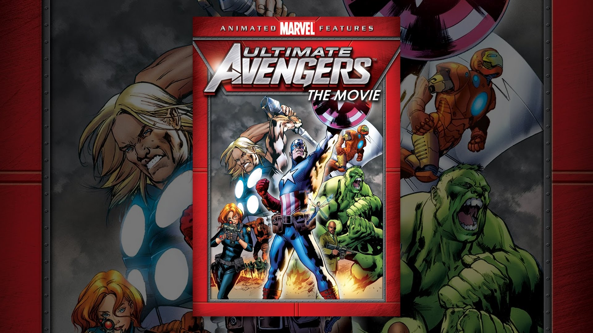 ultimate avengers the movie - photo #11