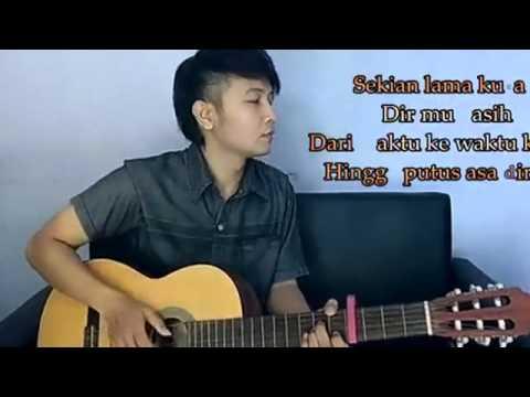 Nathan Fingerstyle Cover Dangdut  - Evie Tamala Kandas