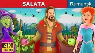 SALATA | Povesti pentru copii | Basme in limba romana | Romanian Fairy Tales