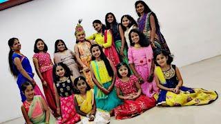 Gopala Baa Kannada Dance Video || Lord Krishna ||Mukunda Murari Dance Video by KANASU Dance Academy